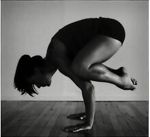 Yoga 16 Photographic Print