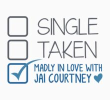 SINGLE TAKEN Madly in love with Jai Courtney by jazzydevil