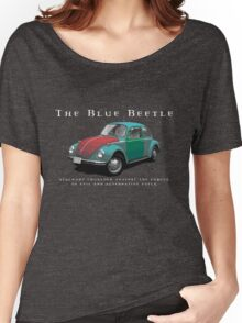 The Blue Beetle Women's Relaxed Fit T-Shirt