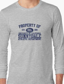 UC Sunnydale Athletic Department Long Sleeve T-Shirt