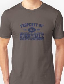 UC Sunnydale Athletic Department T-Shirt