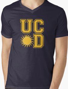 UC Sunnydale Mens V-Neck T-Shirt