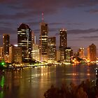 Brisbane Dawn by CRPH