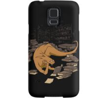 The Book Wyrm Samsung Galaxy Case/Skin