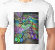 Of UFOs and Angels - Birth of an Urban Legend Unisex T-Shirt