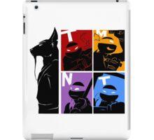 TMNT - Family iPad Case/Skin