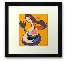Milotic's Magic Brew Framed Print