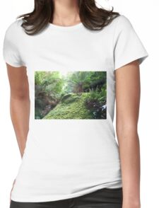 In the undergrowth, Blue Mountains, NSW Womens Fitted T-Shirt