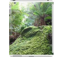 In the undergrowth, Blue Mountains, NSW iPad Case/Skin