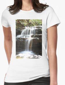 Leura Cascades, Blue Mountains, NSW Womens Fitted T-Shirt