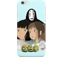 In Spirited Company iPhone Case/Skin