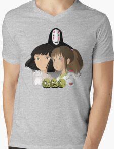 In Spirited Company Mens V-Neck T-Shirt