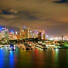Sydney city by donnnnnny