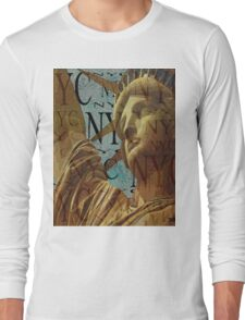 Lady Liberty of New York  Long Sleeve T-Shirt