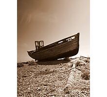 Dungeness Visions 4 Photographic Print