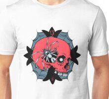 Attack of the Spider Skull T-Shirt