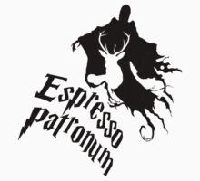 Espresso Patronum One Piece - Long Sleeve