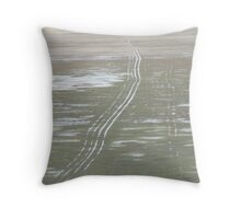 Lake St George  Throw Pillow
