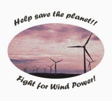 Windfarm T by pennyswork