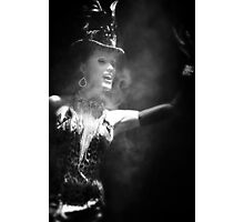Life is a Cabaret... Photographic Print