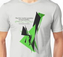 Harry Browne - Free Market is Responsible Unisex T-Shirt