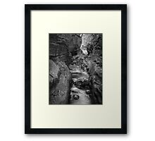 The Tubs (looking South) Framed Print