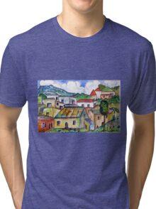 District Six Tri-blend T-Shirt
