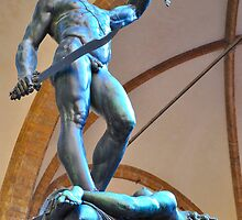 Cellini's PERSEUS by Denis Molodkin