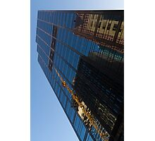 Reflecting on Skyscrapers - Downtown Affection Photographic Print