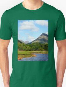 River Etive Unisex T-Shirt