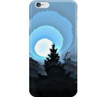 Mystic Blue Sunrise iPhone Case/Skin