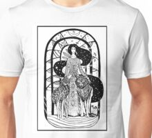 Woman who run with wolfs Unisex T-Shirt