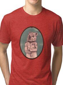 Quokcop Tri-blend T-Shirt