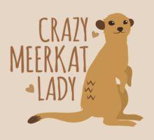 Crazy Meerkat Lady by jazzydevil
