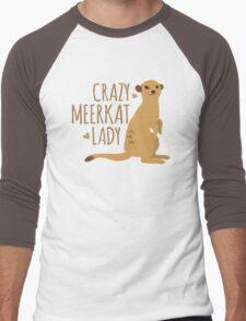 Crazy Meerkat Lady T-Shirt