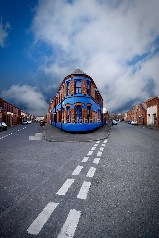 The Corner of River Street by SHOI Images