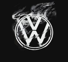 VW on fire by redhairdangeros