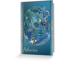 Atlantis -Taliande Greeting Card