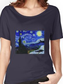 """""""Baby's Dark & Starry Night"""" - new Supernatural design! Women's Relaxed Fit T-Shirt"""