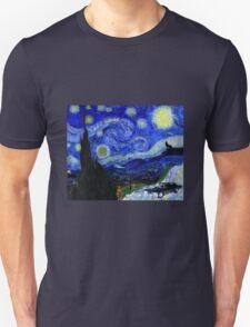 """Baby's Dark & Starry Night"" - new Supernatural design! Unisex T-Shirt"