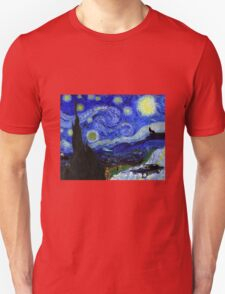 """Baby's Dark & Starry Night"" - new Supernatural design! Unisex T-Shirt"