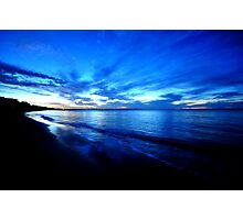 Twilight - Hervey Bay Photographic Print