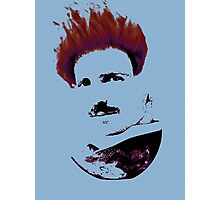 Nicola Tesla Punk Tea Photographic Print
