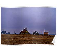 Yellowstone County (Montana) Farm Poster