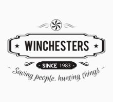 Winchester Kids Tee