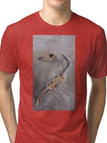 Remains of the Lizard King n°3 Tri-blend T-Shirt