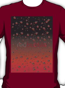 Red Bubbles T-Shirt