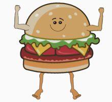 Yeah Burgers! Kids Tee