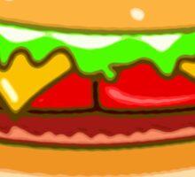 Yeah Burgers! Sticker
