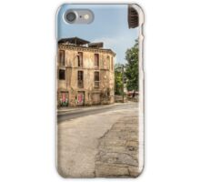 The Tanneries Neighborhood (Vic, Catalonia) iPhone Case/Skin
